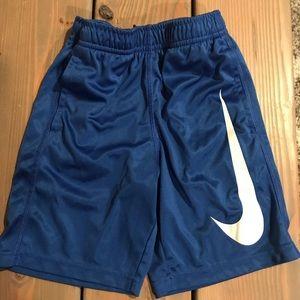 Boys Nike Dri-Fit Shorts Size 6